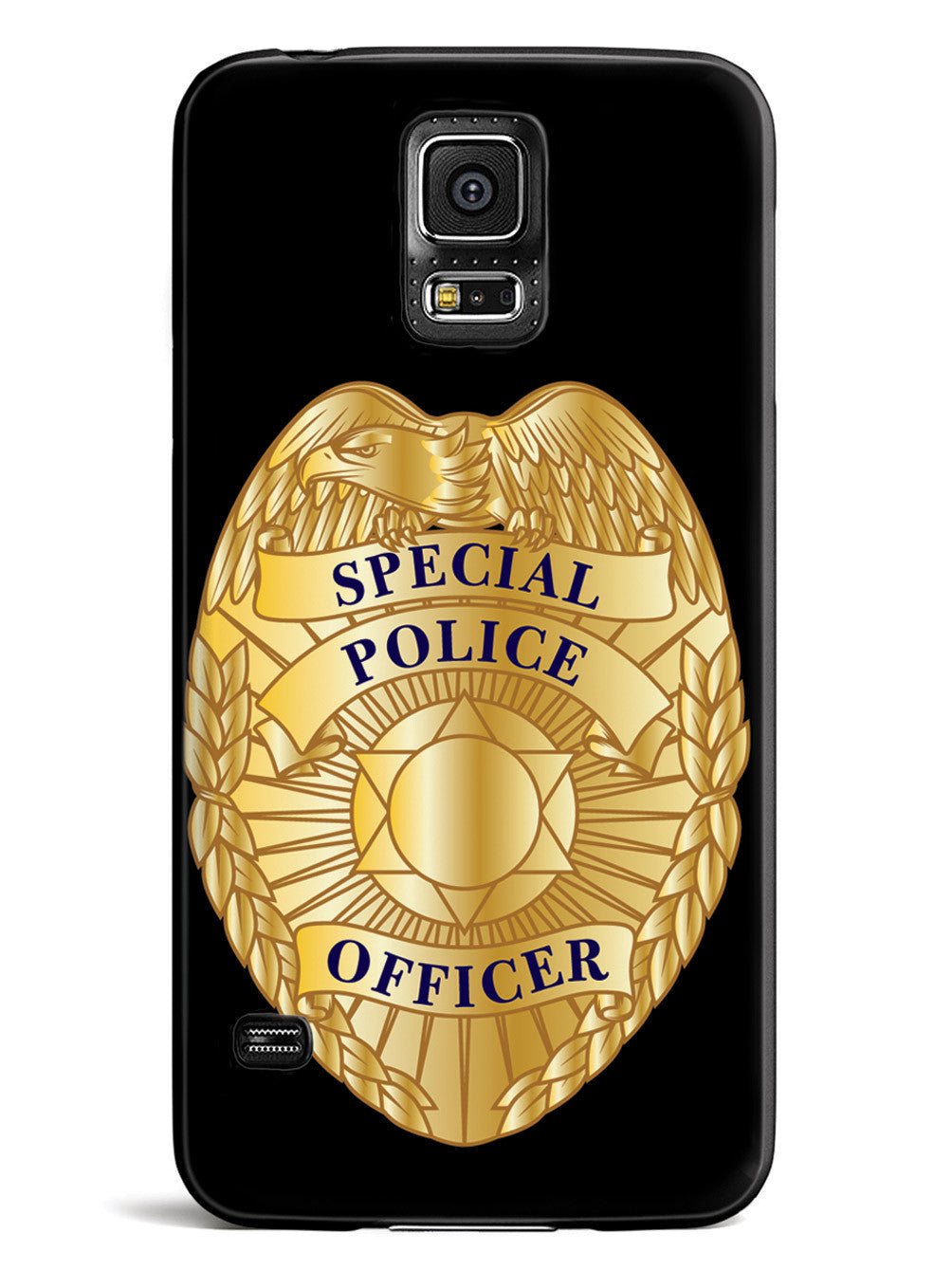 Police Officer Badge Law Enforcement Case