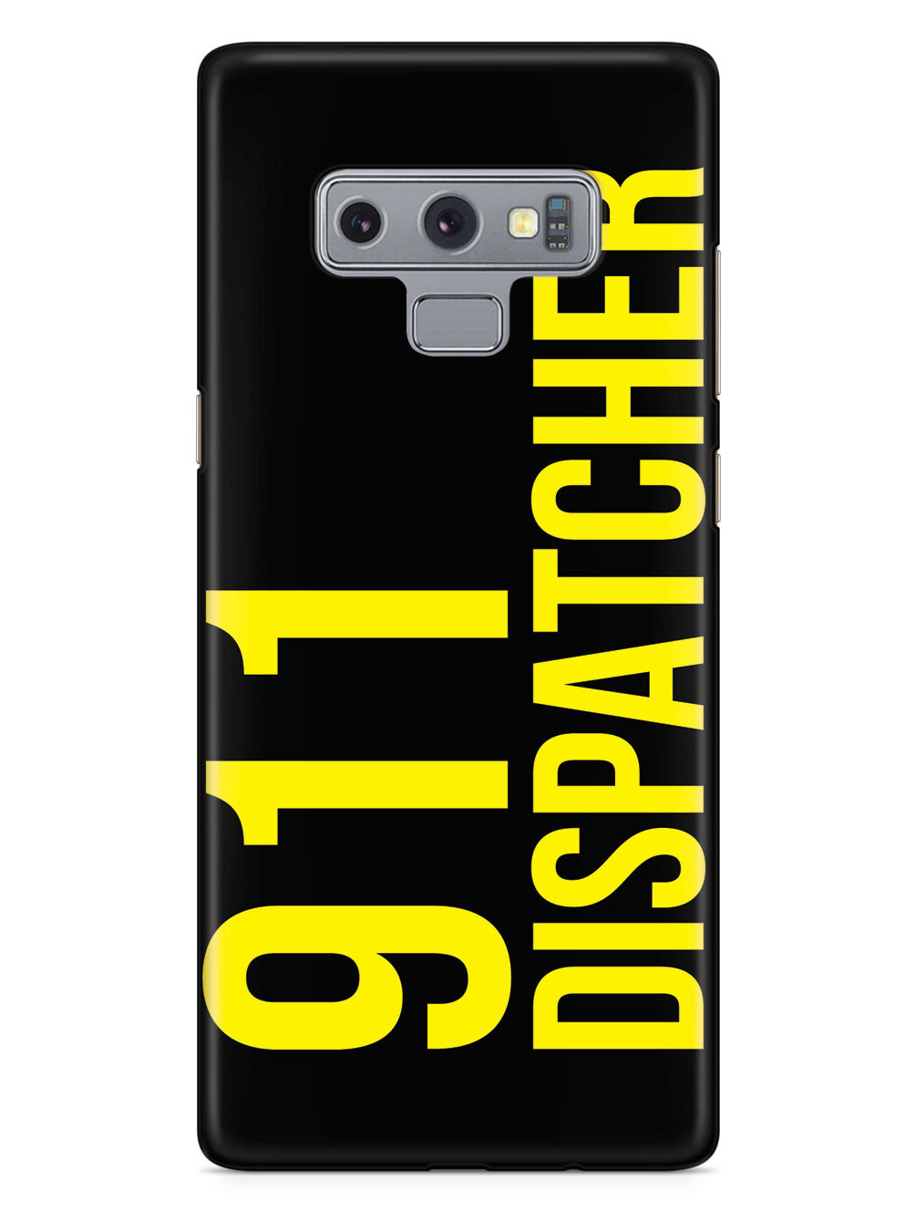 911 Dispatcher - Dispatch Specialist Case
