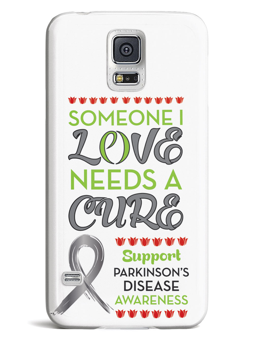 Someone I Love - Parkinson's Disease Awareness Case