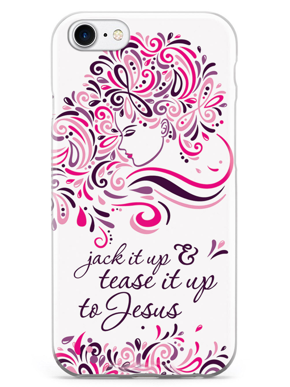 Jack it up & Tease it up to Jesus Case