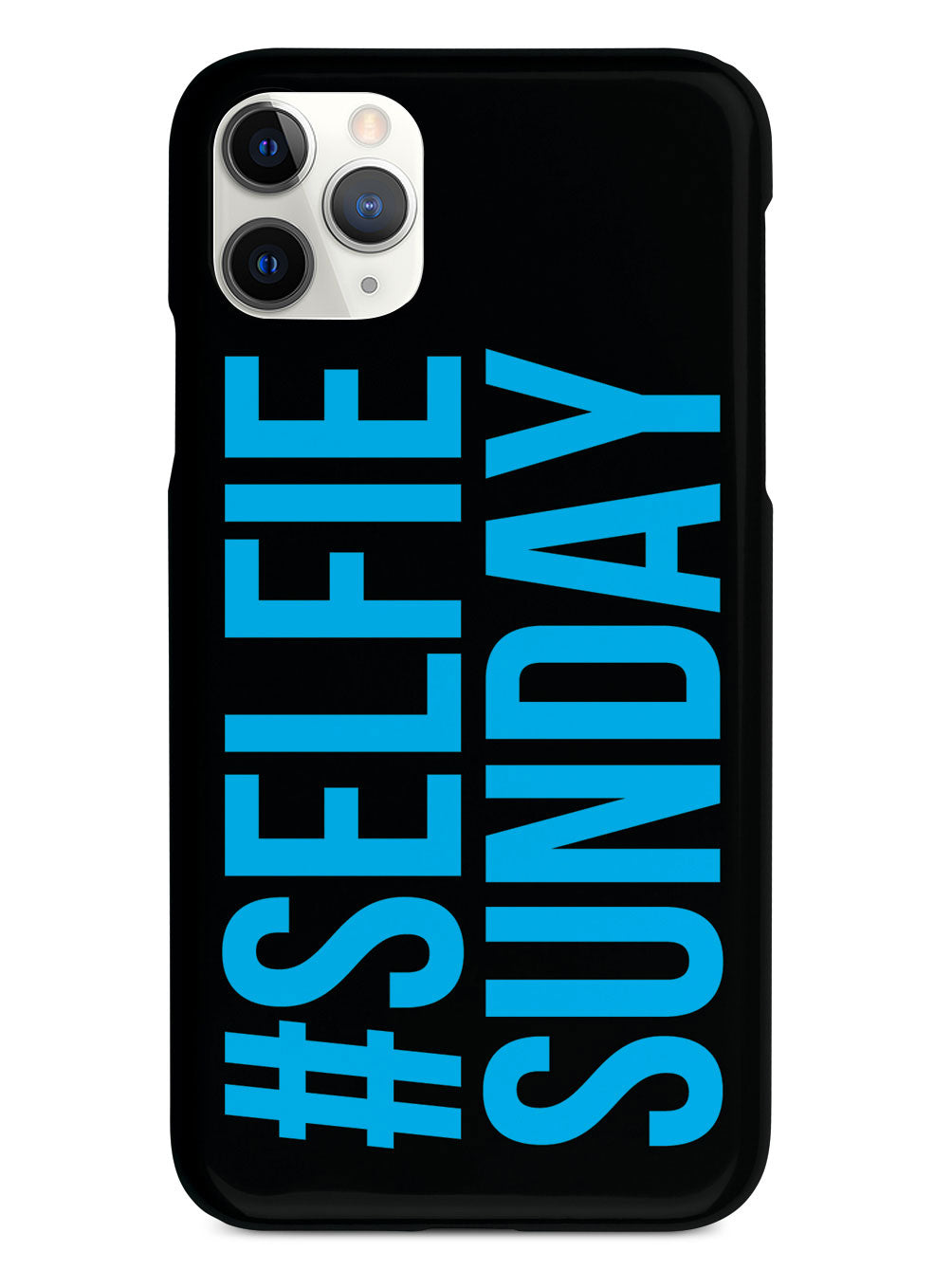 SelfieSunday Blue Selfie Sunday Case – InspiredCases