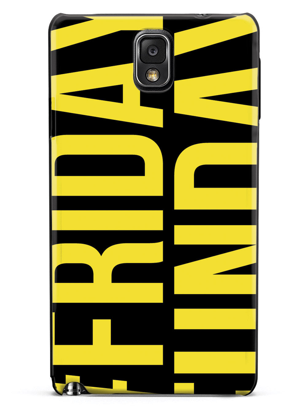 #FridayFunday Yellow Friday Fun Day  Case