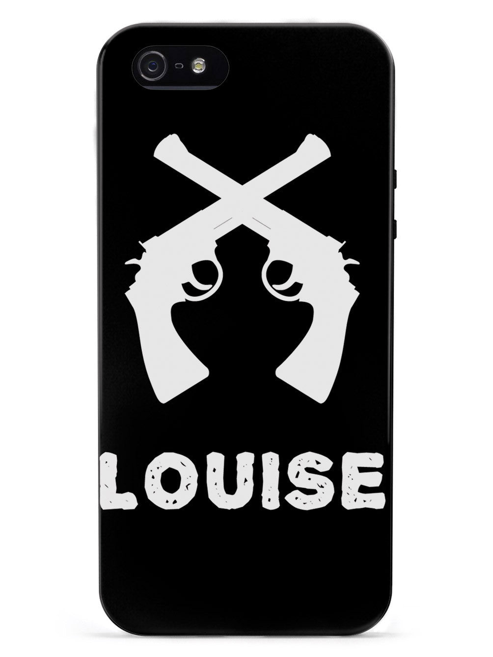 Partner in Crime Louise Case