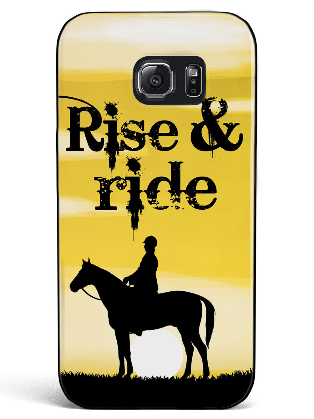 Rise & Ride - Horse Riding Equestrian Case