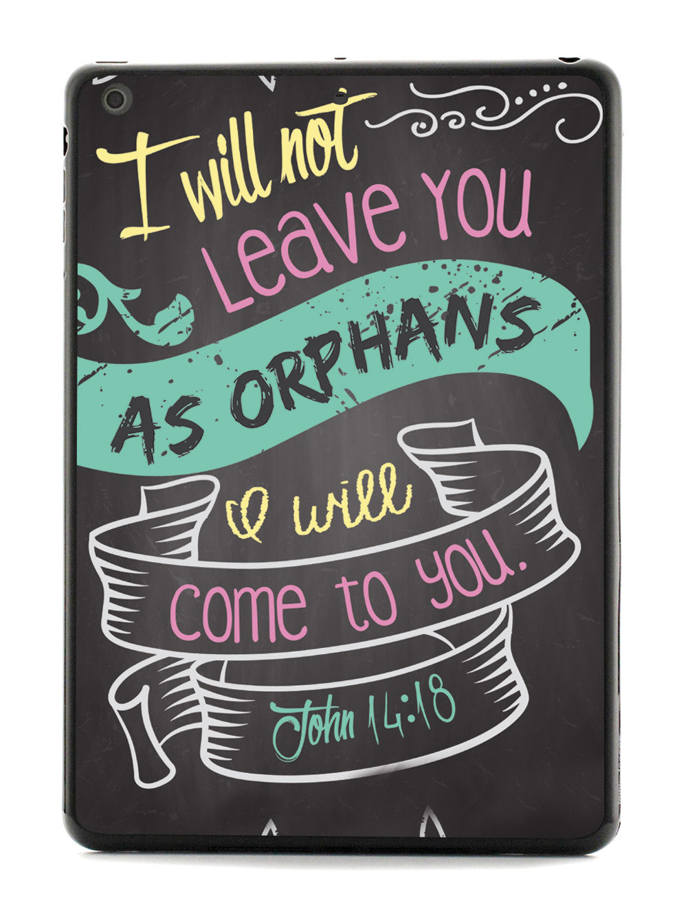John 14:18 - I Will Come to You Religion Christian Case