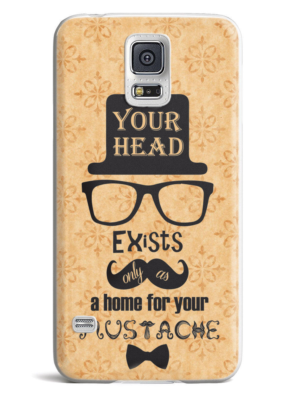 Home for Your Mustache Case