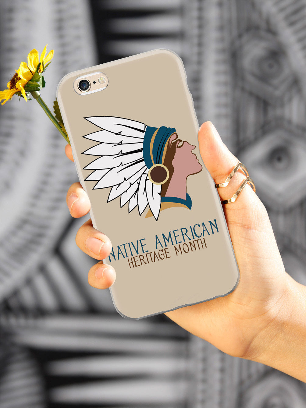 Native American Heritage Month Case