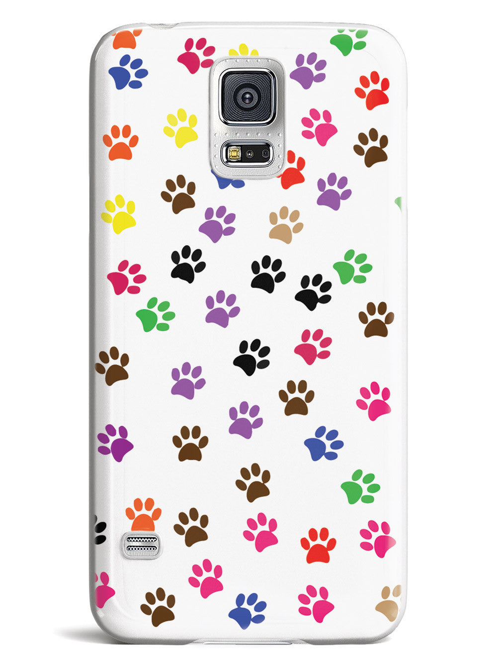 Paw Print Pattern Dog or Cat Case