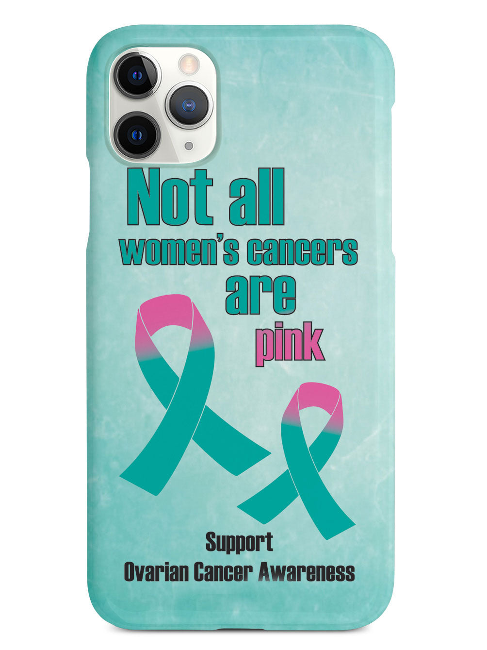 Not all Women's Cancers are Pink Case