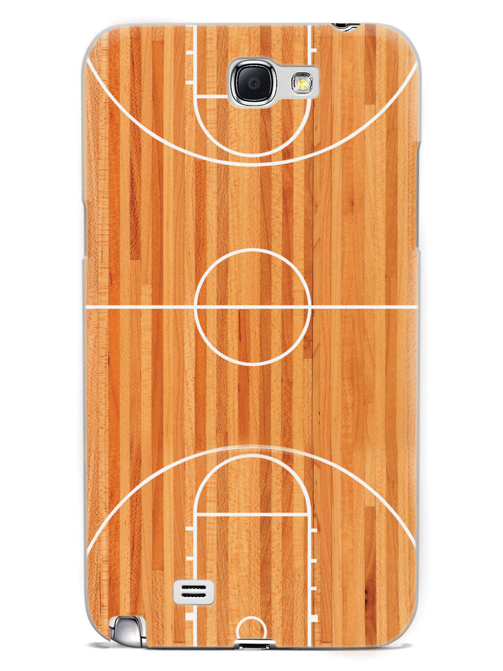 Basketball Court Wood Floor Case