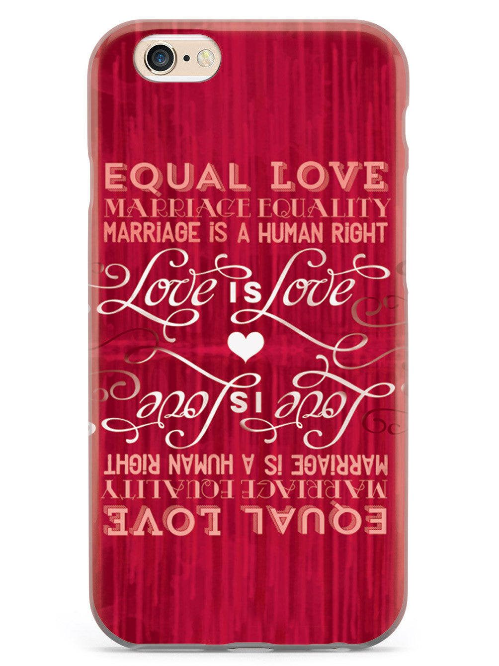 Marriage Equality - Equal Rights, Love is Love Case