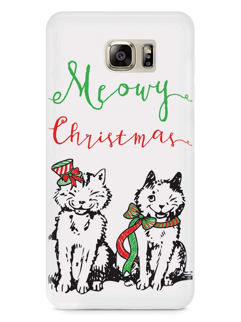 Meowy Christmas Case