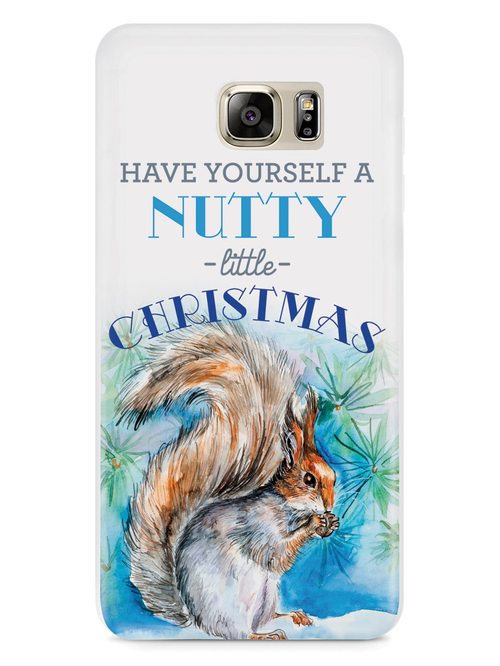 Have Yourself a Nutty Little Christmas Case