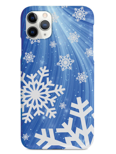 Winter Snowflakes Case