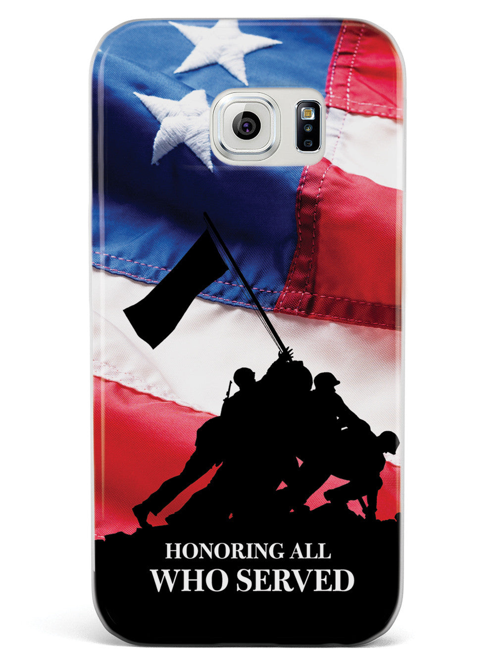 Honoring All Who Served Case