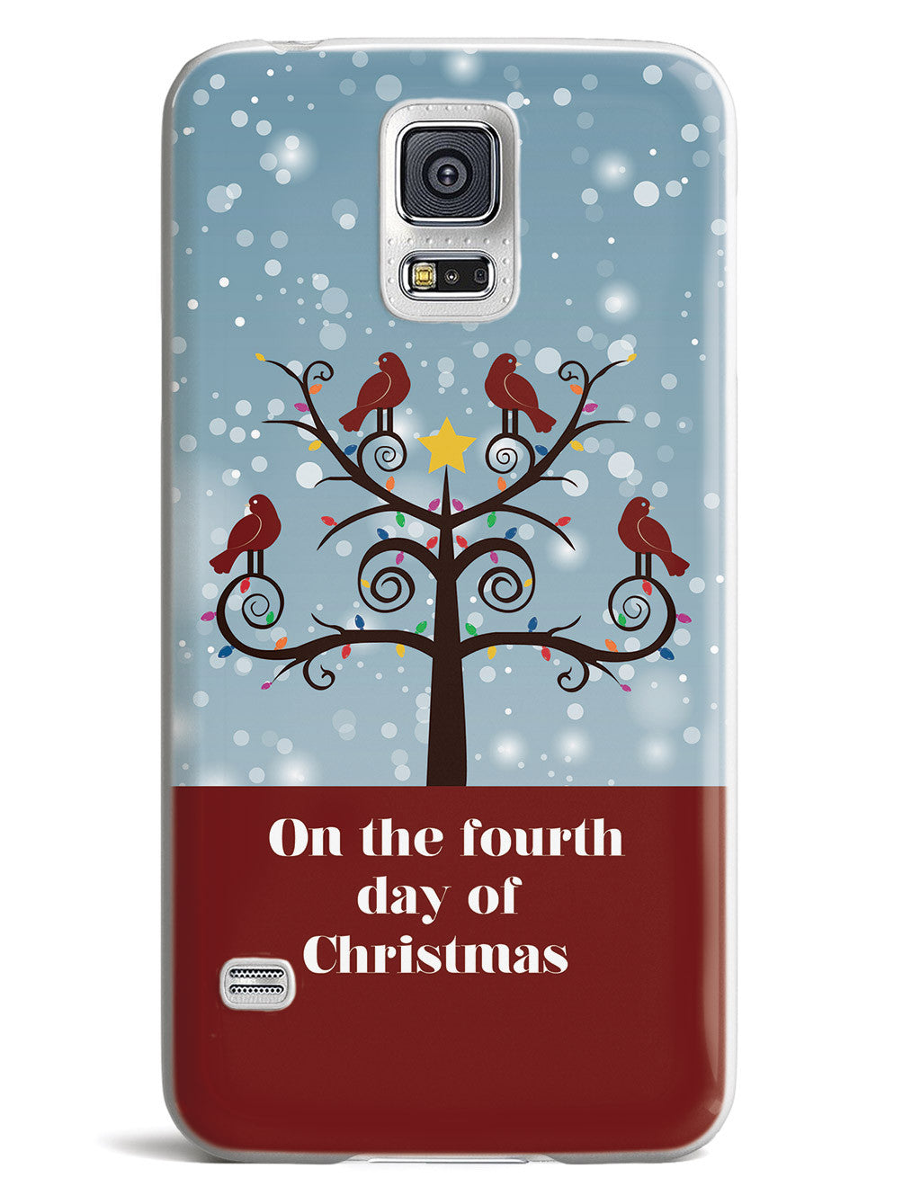 On the Fourth Day of Christmas - Four Calling Birds Case