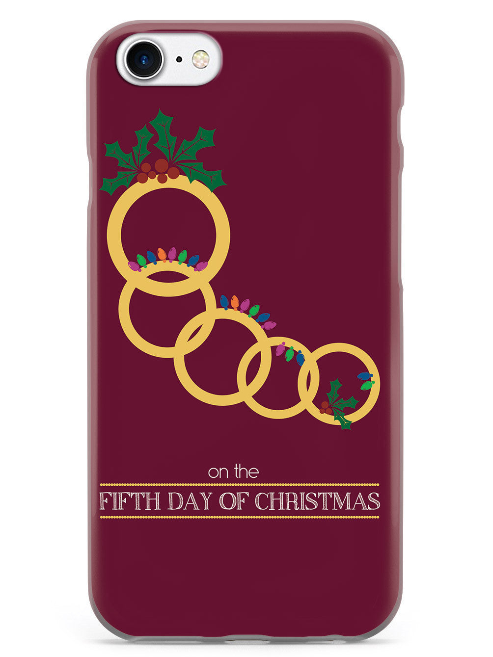 On the Fifth Day of Christmas - Five Golden Rings Case