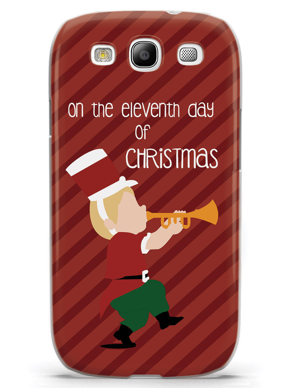 On the Eleventh Day of Christmas - Eleven Pipers Piping Case