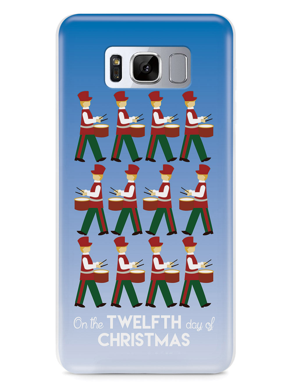 On the Twelfth Day of Christmas - Twelve Drummers Drumming Case