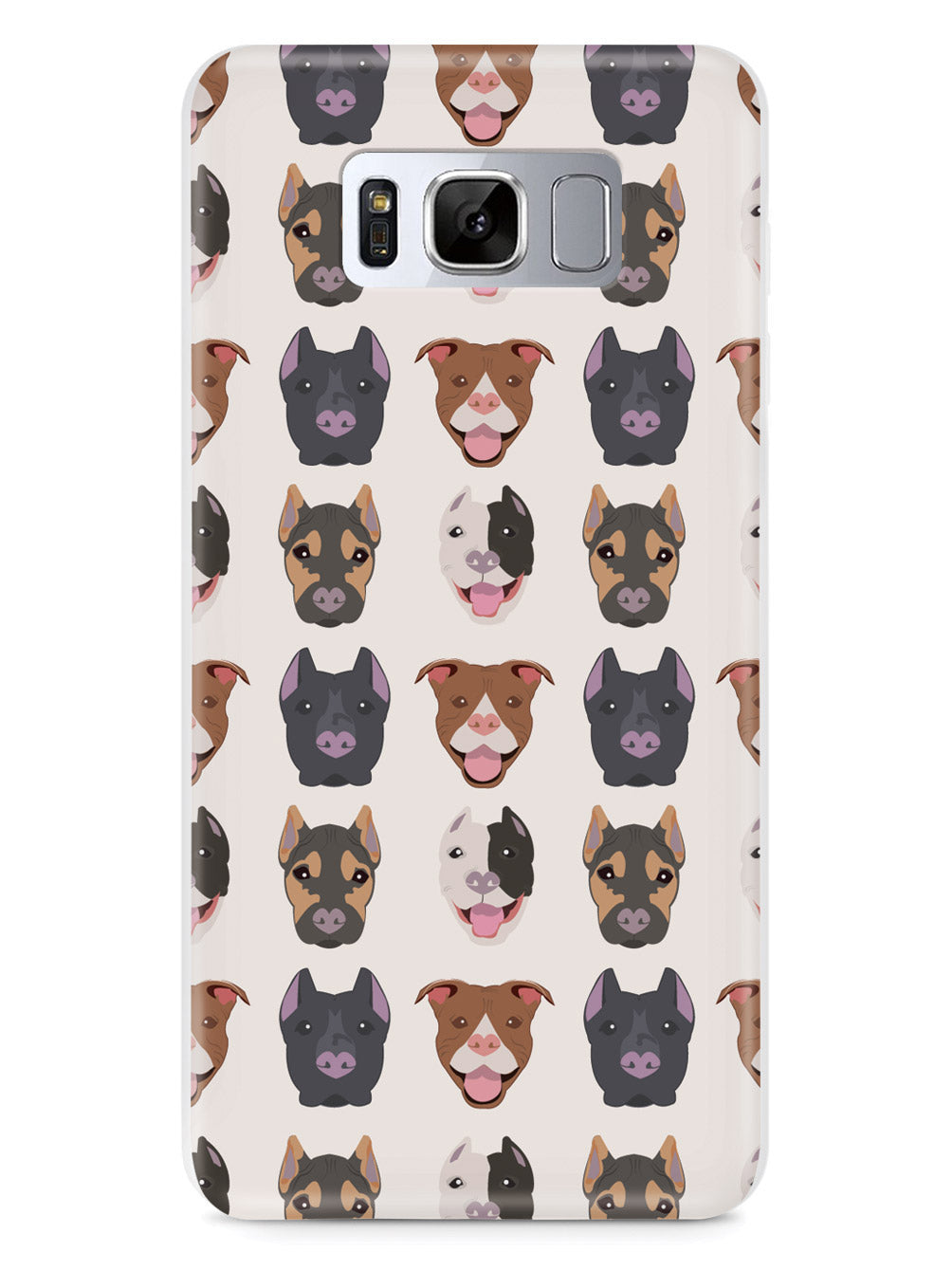Dog Face Pattern Case