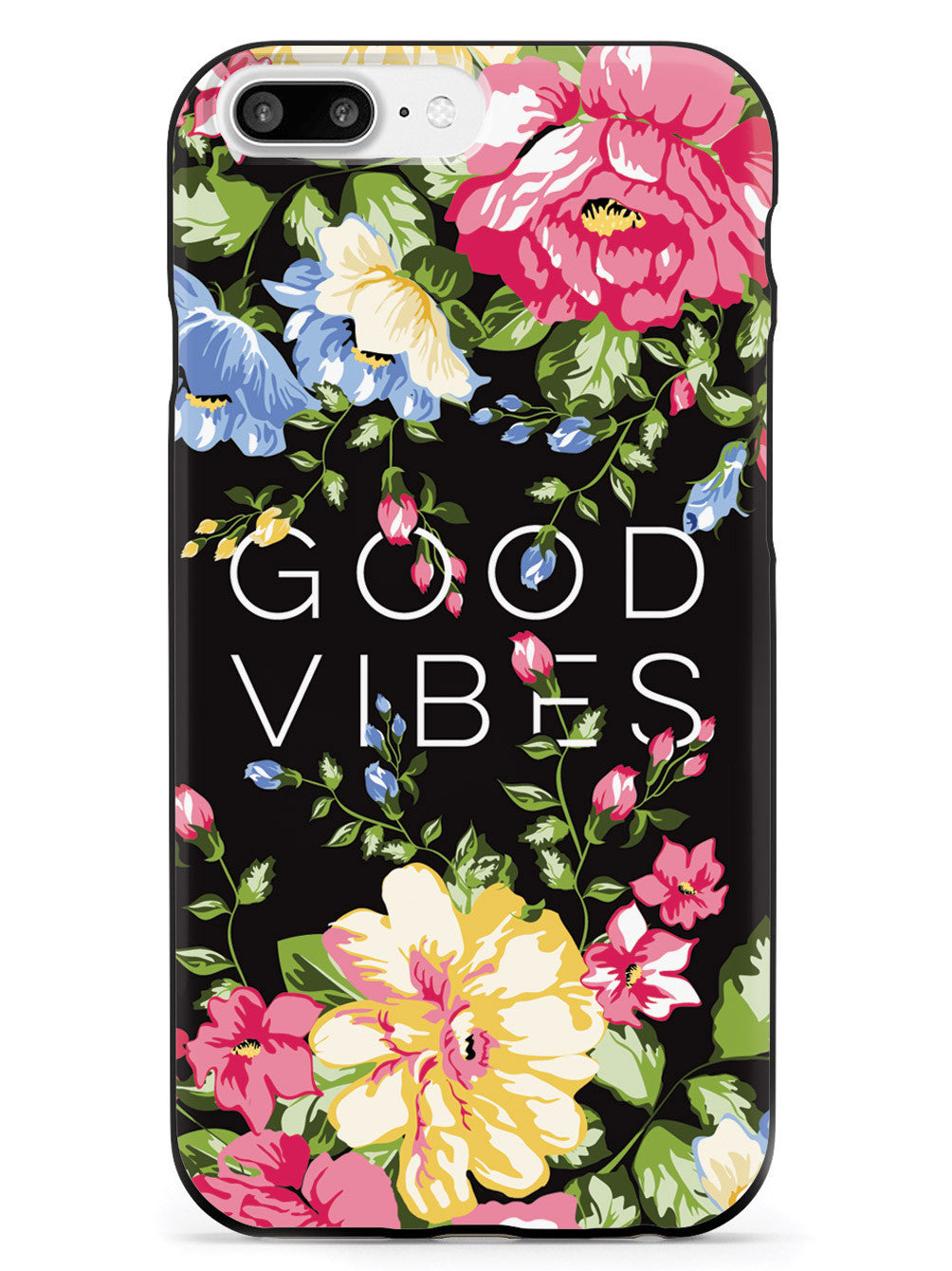 Good Vibes Flower Case