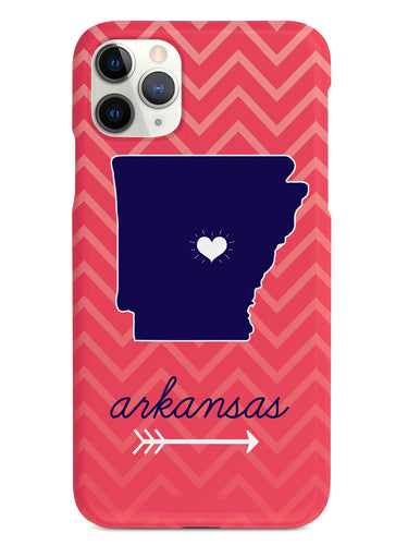 Arkansas Chevron Pattern State Case