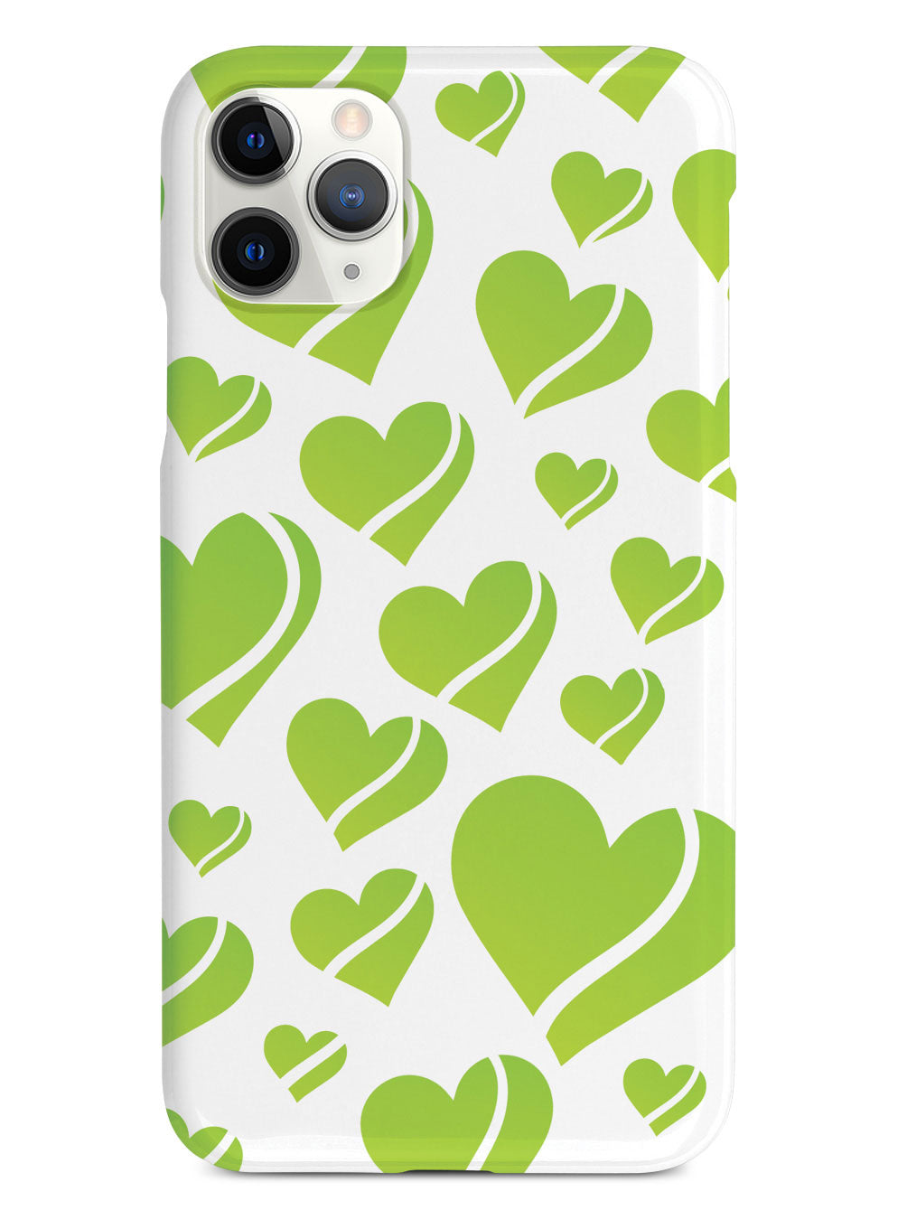 Tennis Ball Heart Pattern Case