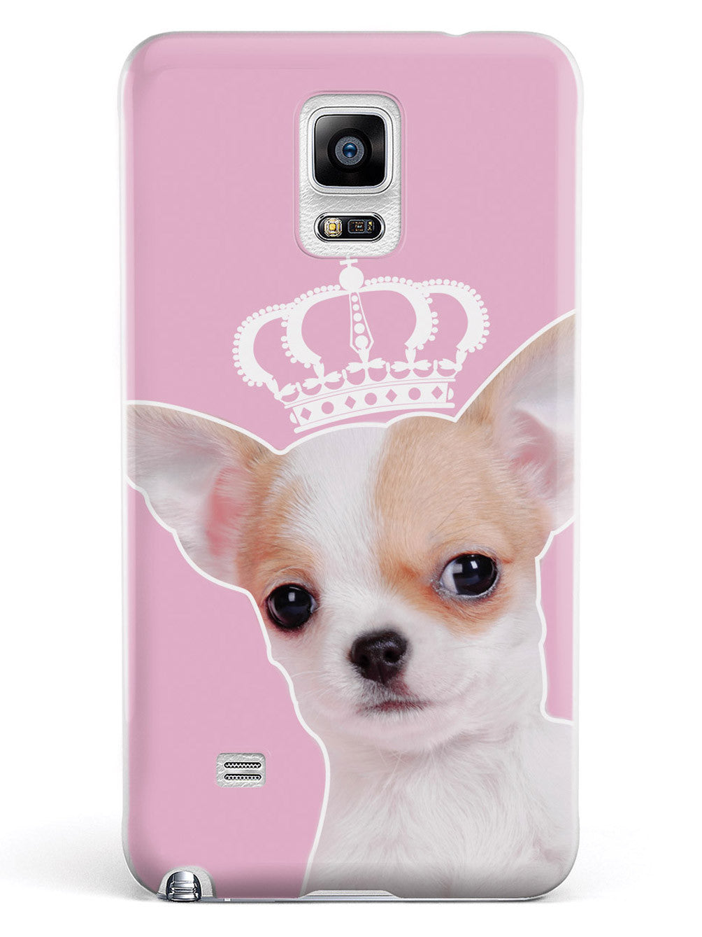 Princess Chihuahua Dog Case