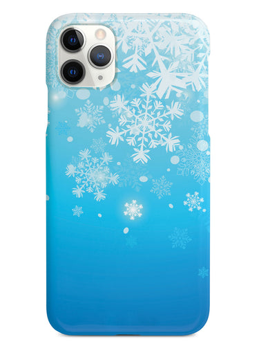 Winter Wonderland Snowflakes Case