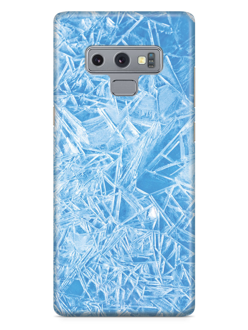 Cracked Ice Broken Case