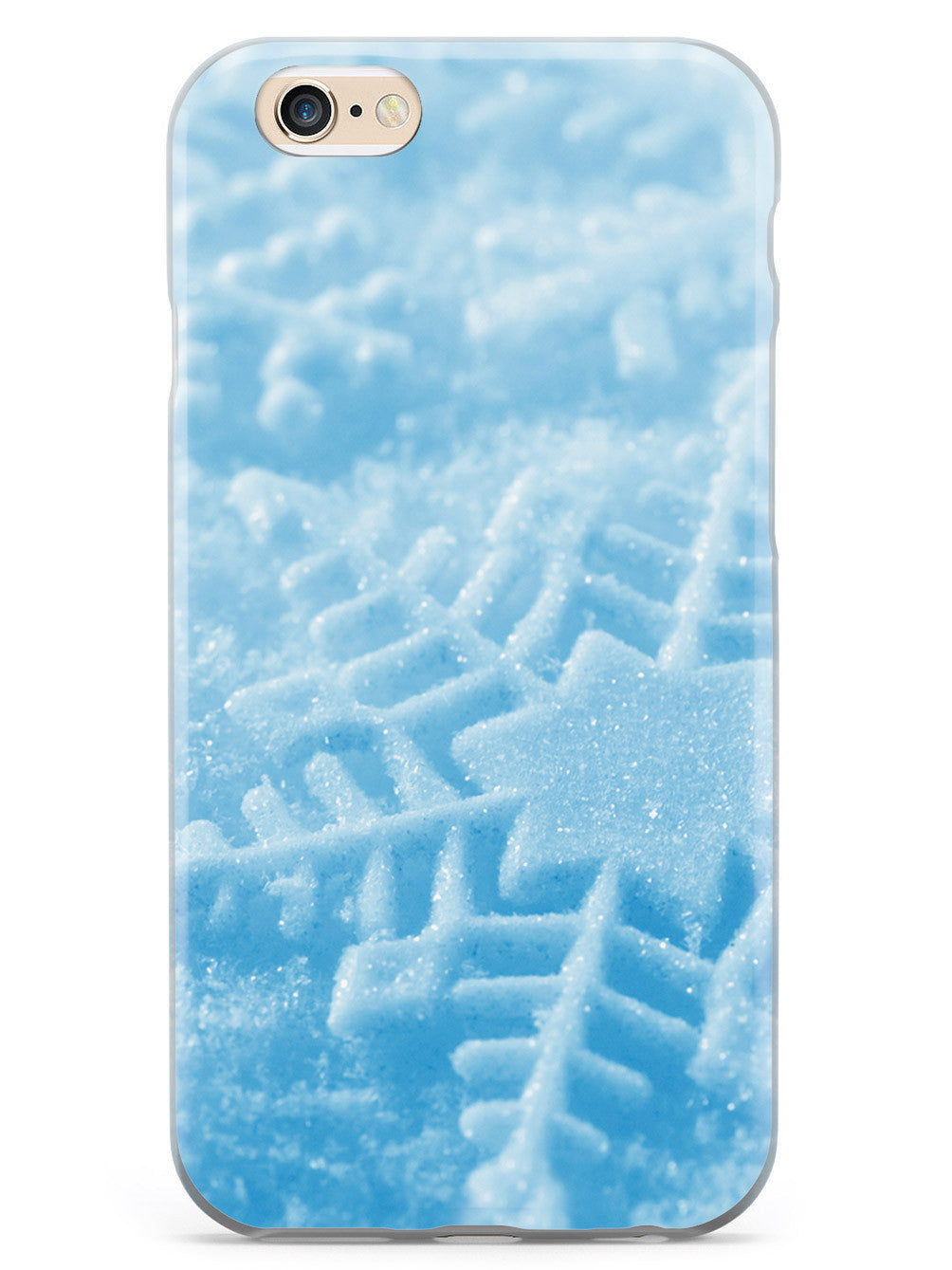Giant Snowflake Winter Case