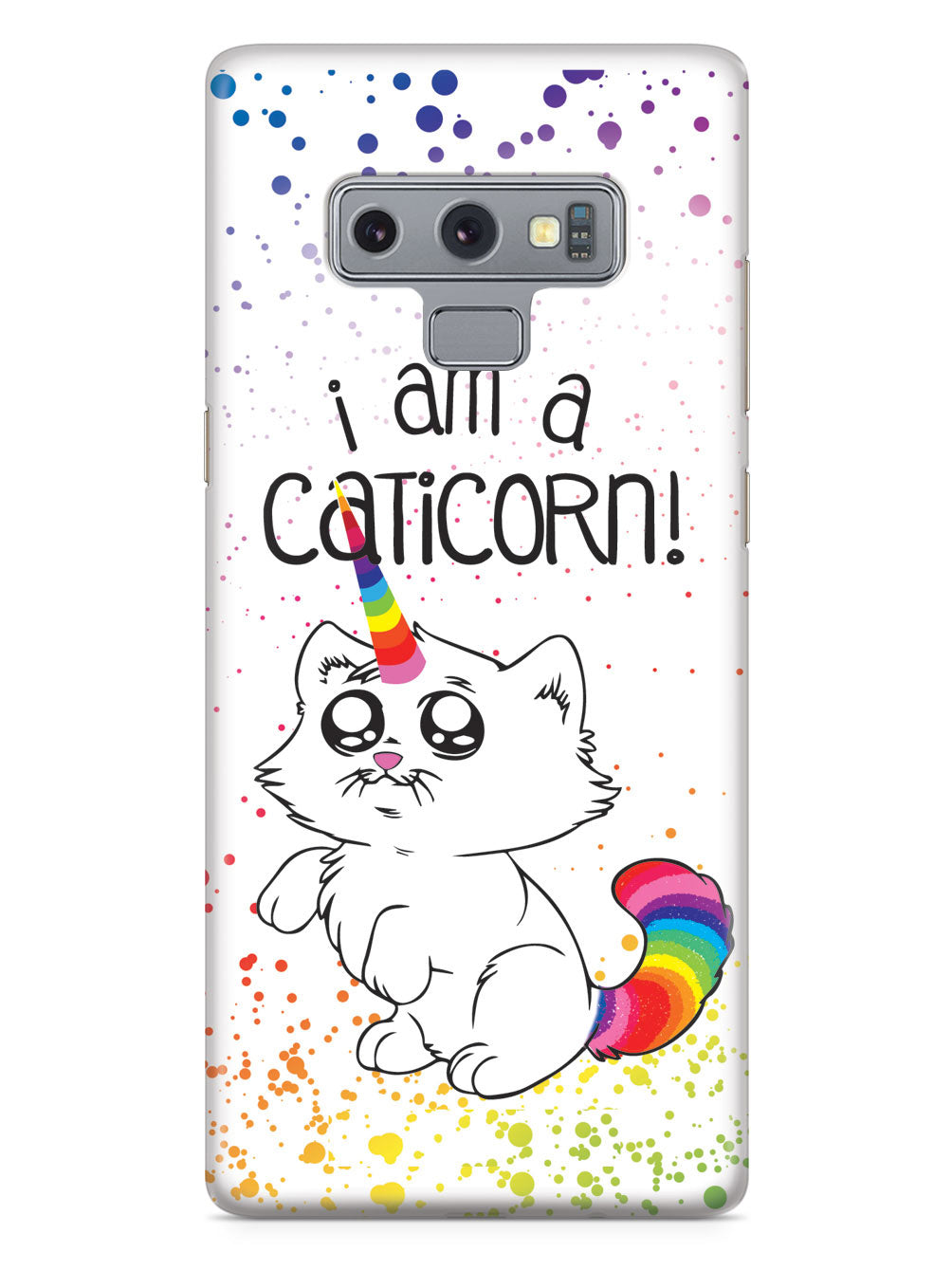 I am a Caticorn! Cat Unicorn Case