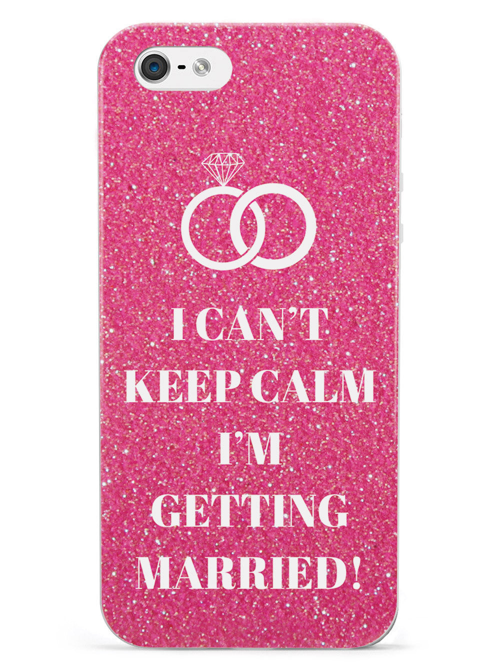 I Can't Keep Calm, I'm Getting Married! Case