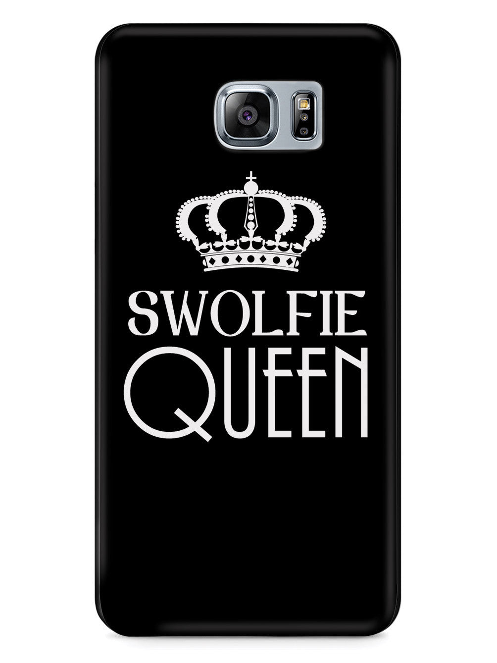 Swolfie Queen - Workout Selfies Case