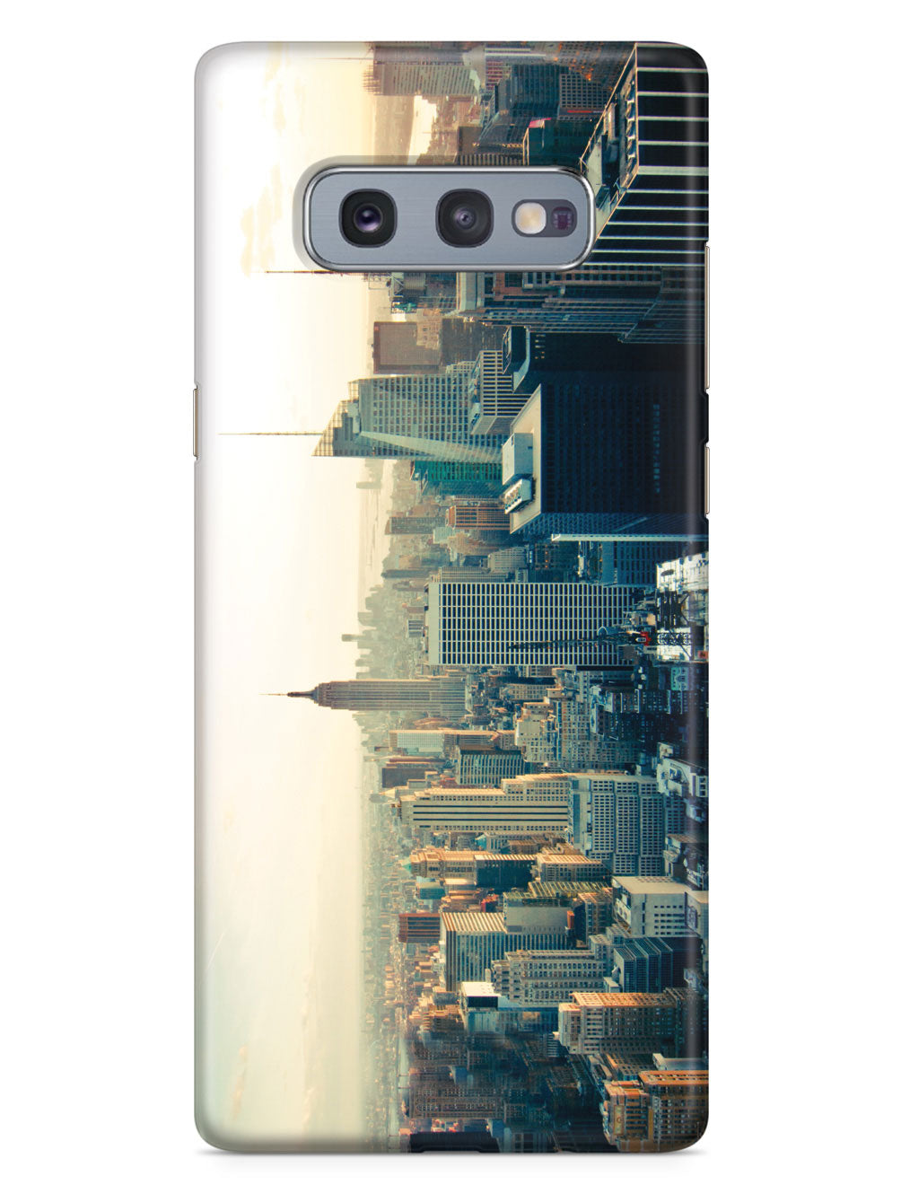 New York Cityscape Skyline Case