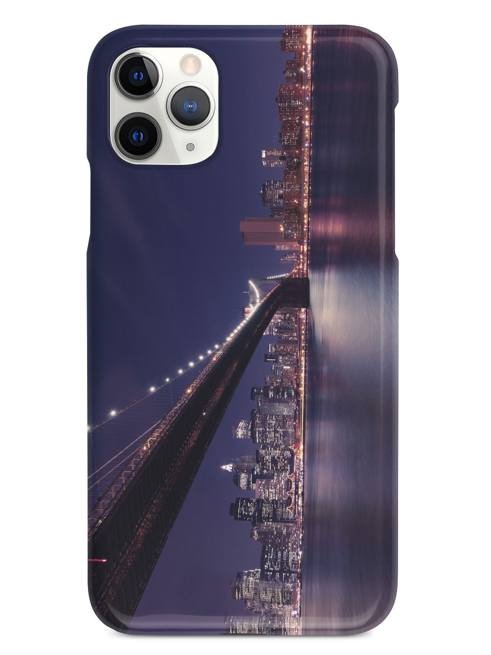 Brooklyn Bridge at Night Case