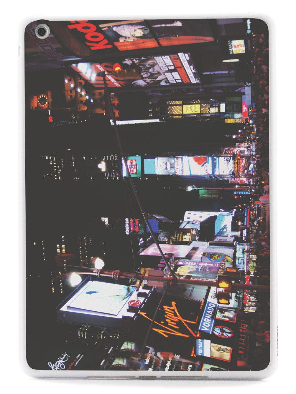 New York City Lights Times Square Case