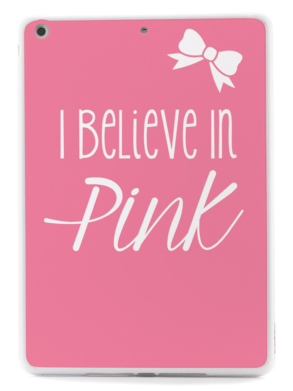 I Believe in Pink - Audrey Hepburn Quote Case