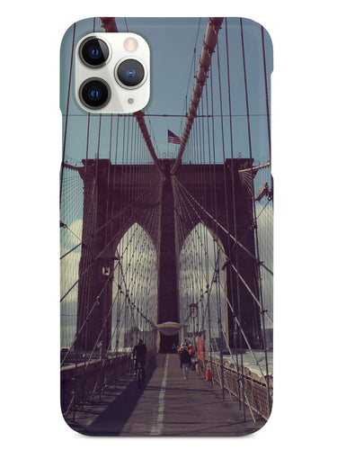 Walking the Brooklyn Bridge Case