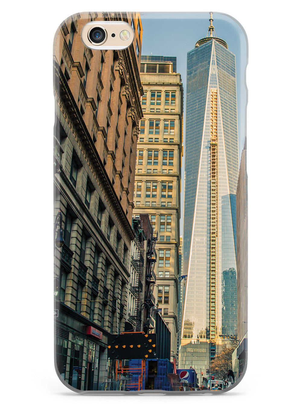 Freedom Tower - New York City Case