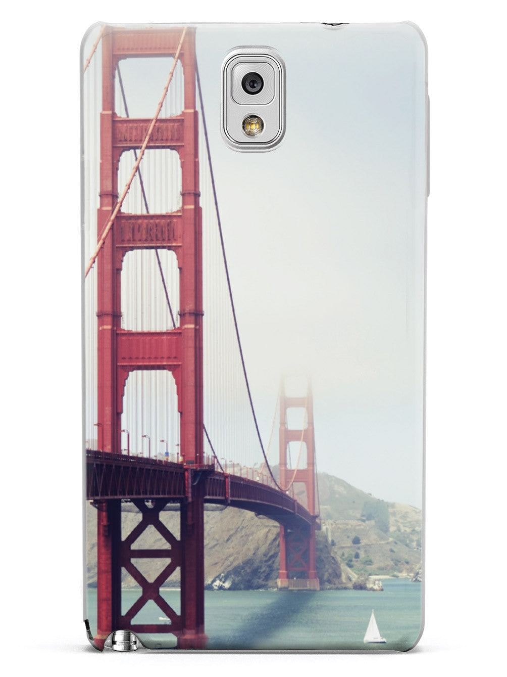 Golden Gate Bridge Photo Case