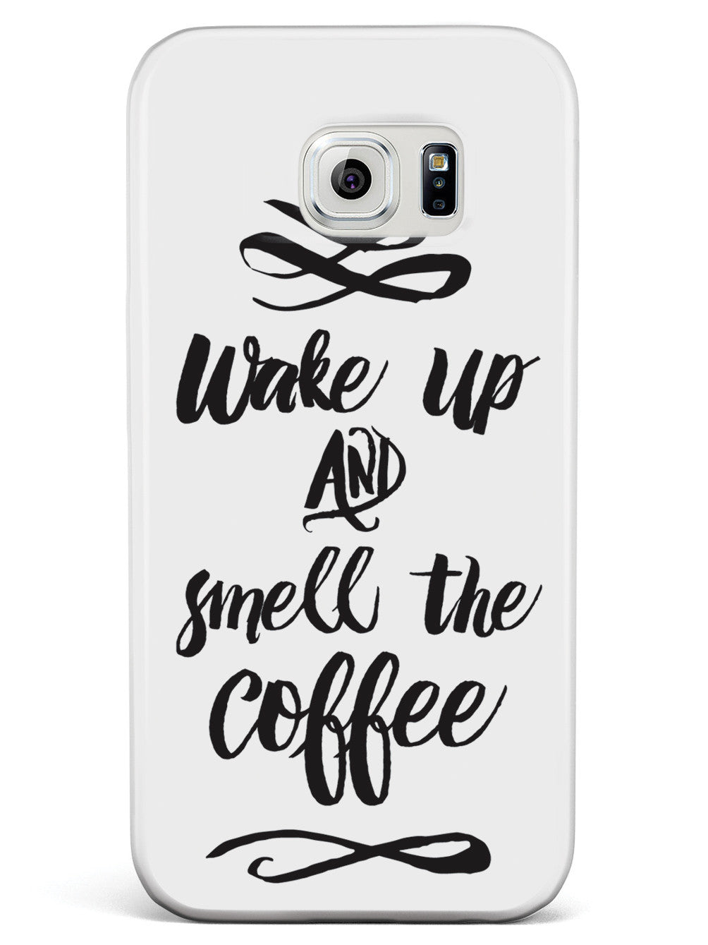 Wake up and Smell the Coffee Case