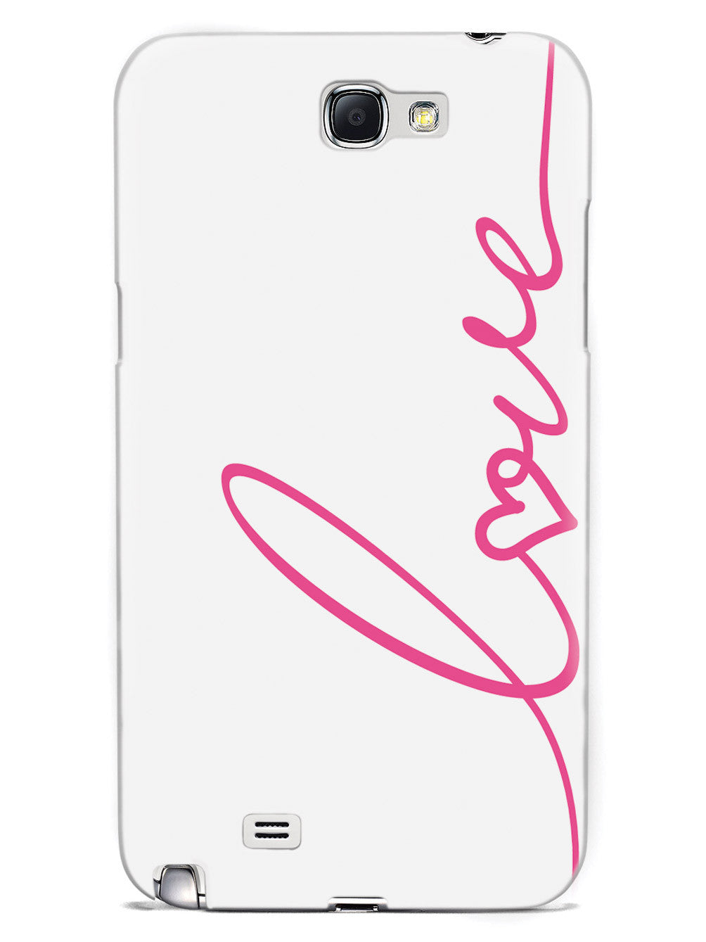 Love Script Sideways Case