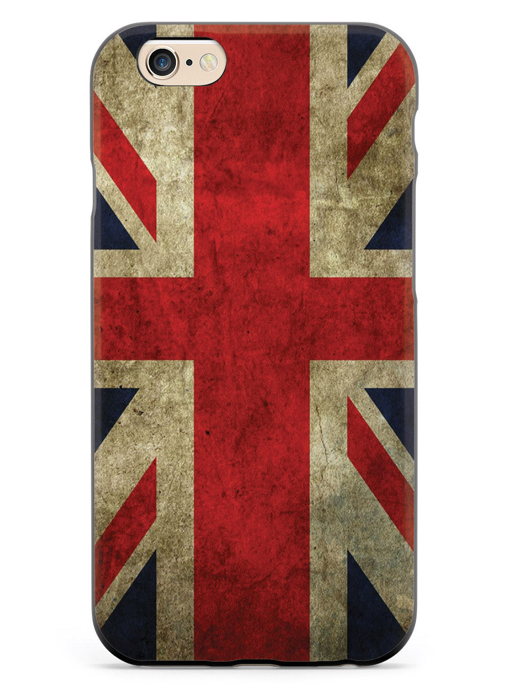 Vintage British Flag Case