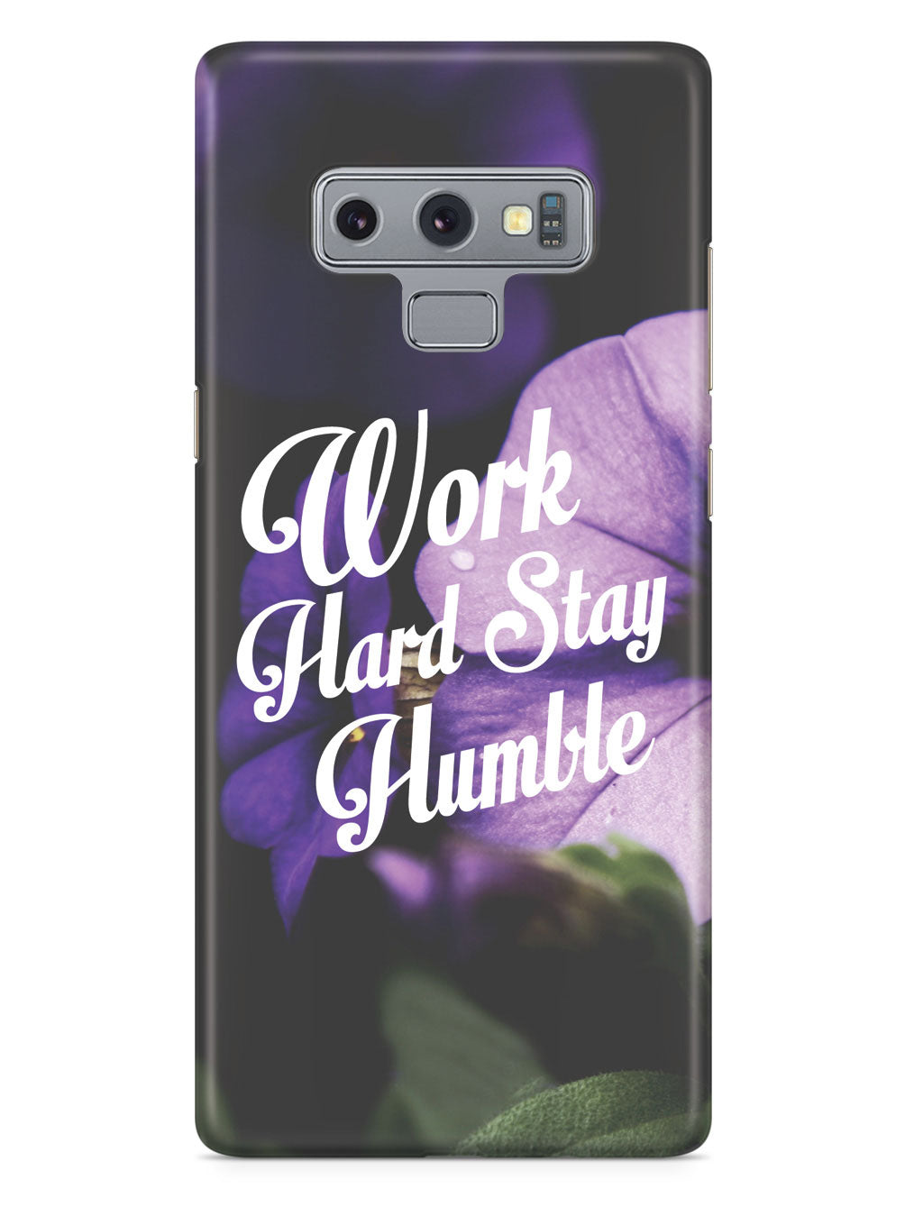 Work Hard Stay Humble Case