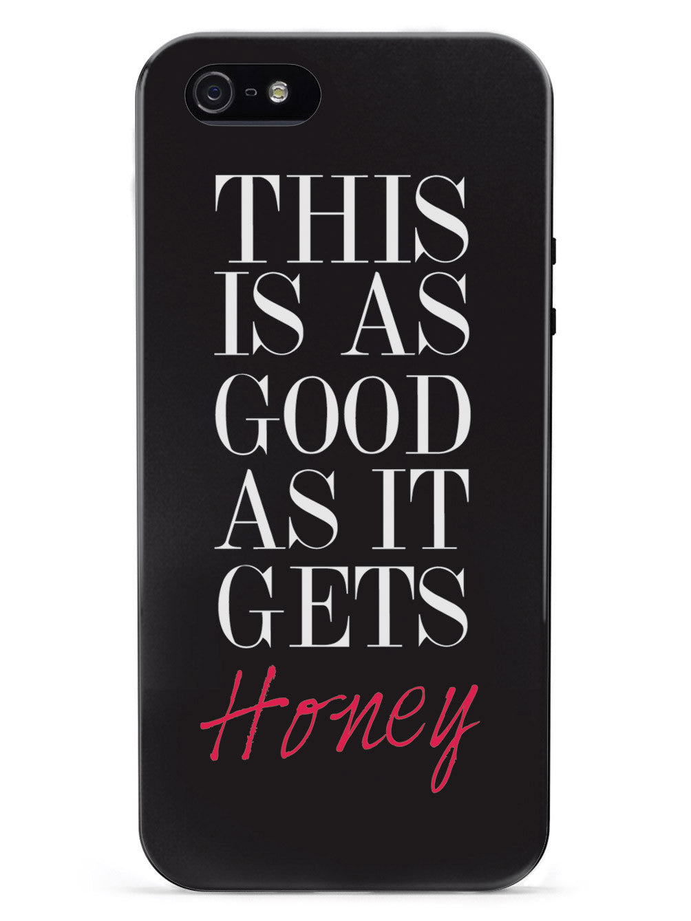 This is as Good as it Gets, Honey Case