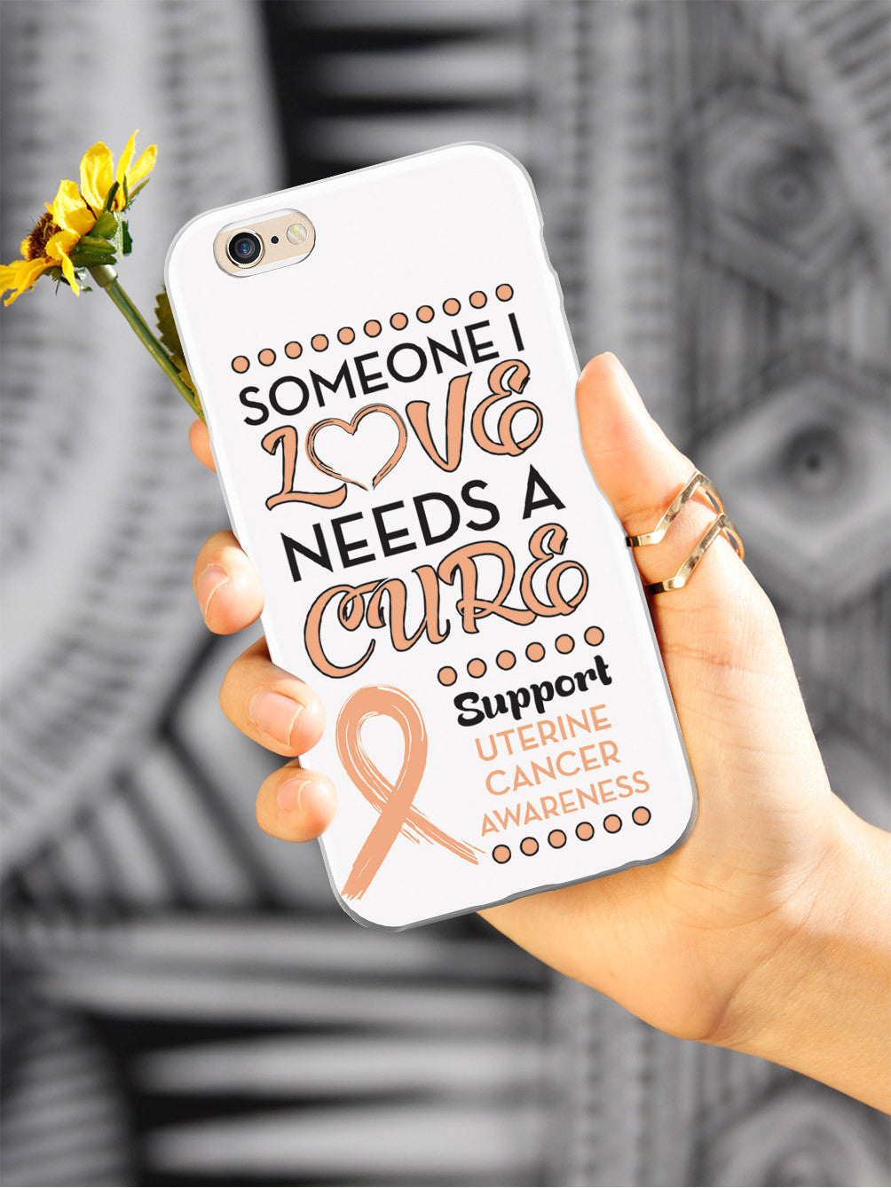 Someone I Love - Uterine Cancer Awareness Case