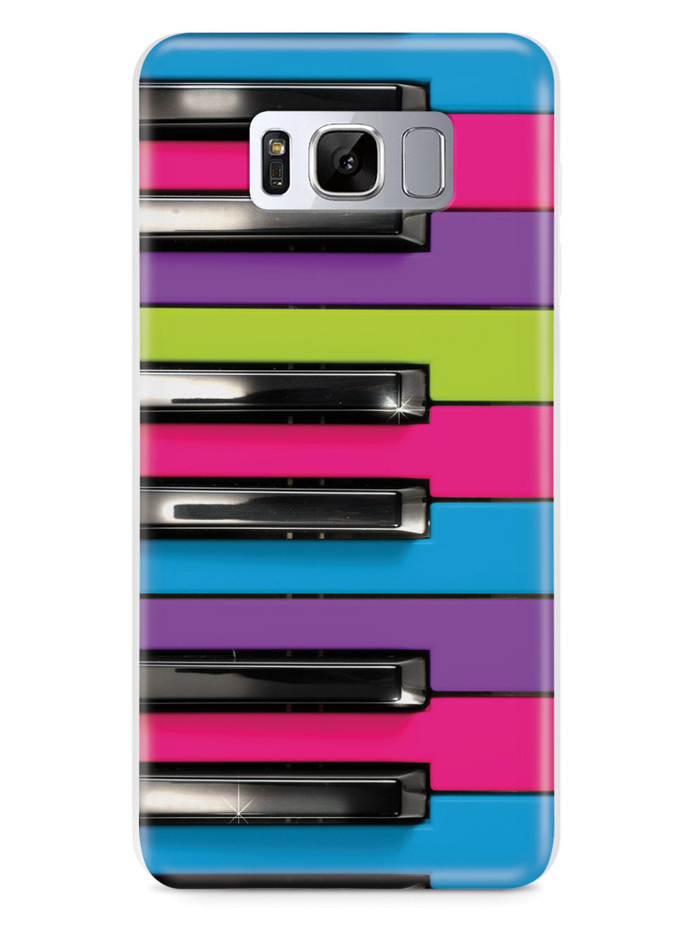 Colorful Keyboard Music Case