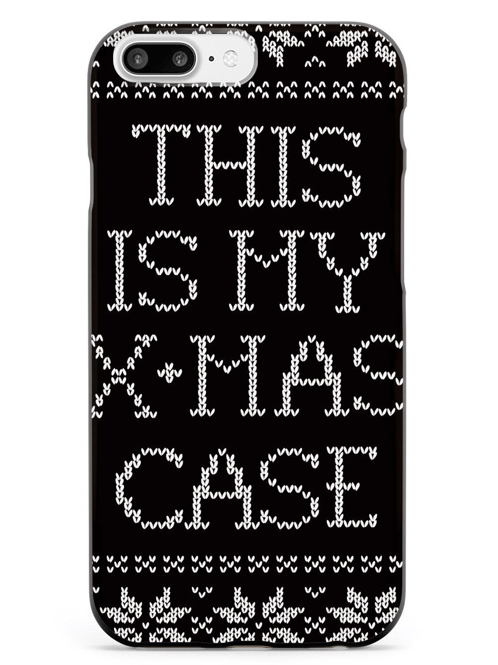 This is My X-Mas Case Sweater Style Case