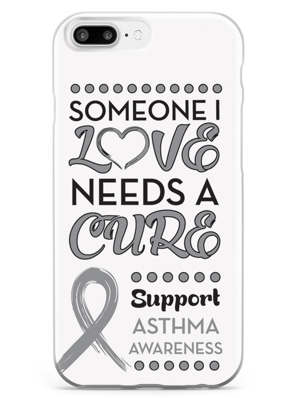 Someone I Love - Asthma Awareness Case